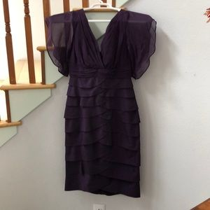 Size 4 Adrianna Papell Cocktail Dress